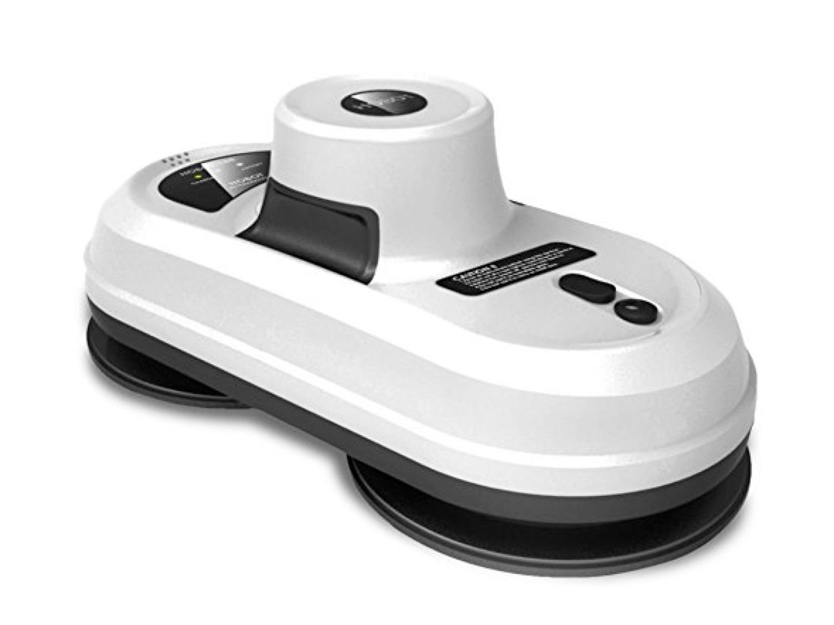 Robot laveur multi surface blanc