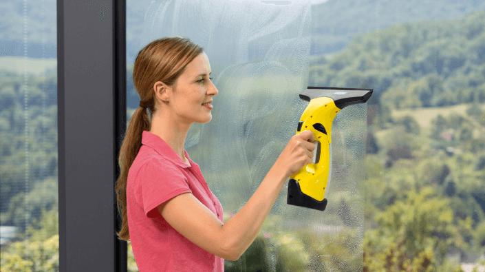 Choisir un nettoyeur de vitre